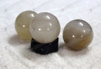 Chinese grey agate balls,stone spheres 中國灰瑪瑙圓球