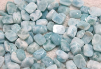 Natural loose gemstone,larimar beads wholesale 拉力瑪