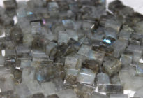 8x8x12mm Wholesale labradorite beads for bracelets and necklaces making